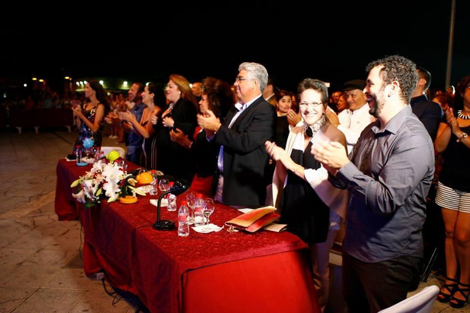 Jurado del XVII Festival de la Canción de Candelaria