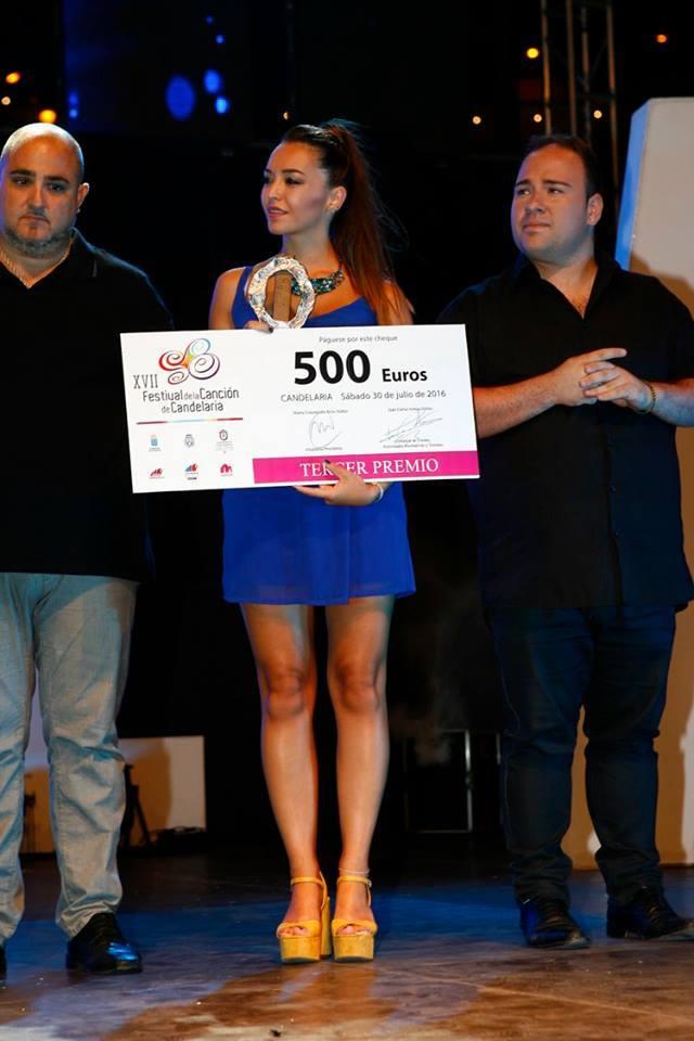 "Tercer premio del XVII ""Mi secreto"" de Vicmarin"